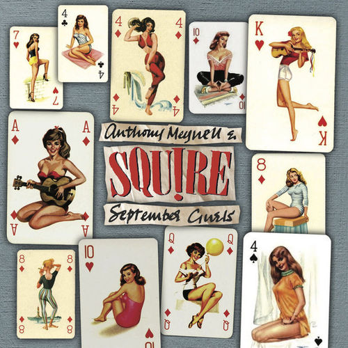 SQUIRE - September Gurls (BLACK VINYL) LP (NEW) (M)