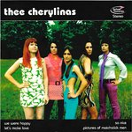 "CHERYLINAS, THEE - We Were Happy (BLUE VINYL) EP 7"" + P/S (EX/EX) (M)"