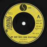 "REZILLOS, THE - (My Baby Does) Good Sculptures  7"" (-/EX) (P)"