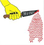 "TRASH KNIFE - Trash Life EP 7"" + P/S (NEW) (P)"