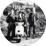 "MODS, THE - One Of The Boys (PICTURE DISC) 7"" (NEW) (M)"