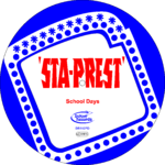 "STA PREST - School Days EP (PICTURE DISC) 7"" (NEW) (M)"
