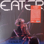 EATER - The Album (ORANGE VINYL) LP (EX/EX) (P)