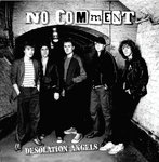 NO COMMENT - Desolation Angels LP (NEW) (P)
