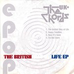 CHORDS UK, THE - The British Way Of Live EP CD (NEW) (M)