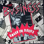 BUSINESS, THE - Smash The Disco's  LP (EX-/EX) (P)