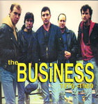BUSINESS, THE - 1979 - 1989 (OX BLOOD RED WAX) LP (EX/EX) (P)