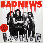 BAD NEWS - Bootleg LP (EX/EX) (P)