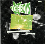 BOYS, THE -  Live At The Roxy Club, April '77 LP (EX-/EX) (P)