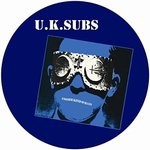 UK SUBS, THE - Another Kind Of Blues PICTURE DISC LP (EX) (P)