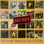 V/A - Secret Records : The Punk Singles Collection LP (EX/EX) (P)