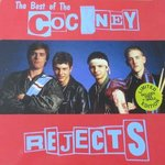 "COCKNEY REJECTS, THE - The Best Of ... LP + 7"" (EX/EX) (P)"