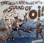 V/A - The Hills Are Alive With The Sound Of Oi! LP (EX/VG+) (P)
