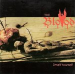 BLOOD, THE - Smell Yourself (RED VINYL) LP (EX/EX) (P)