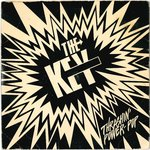 "KEY, THE - Thrashin Power-Pop (CLEAR VINYL) EP 7"" + P/S (/) (M)"