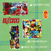 "BUZZCOCKS - Parts One, Two, Three  EP 12"" + P/S (EX/EX) (P)"