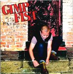 "GIMP FIST - Feel Ready (RED VINYL) - 7"" + P/S (EX/EX) (P)"