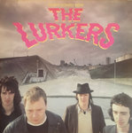 LURKERS, THE - Gods Lonely Men LP (EX/VG+) (P)