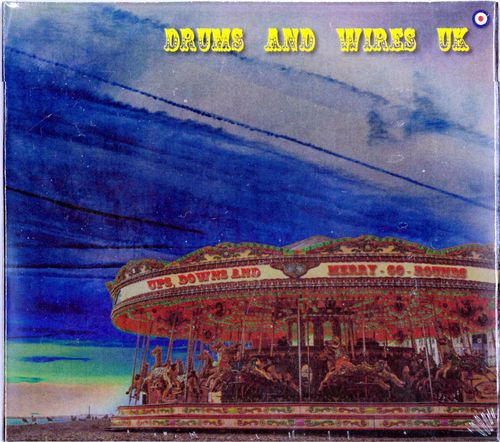DRUMS AND WIRES UK - Ups, Downs And Merry-Go-Rounds CD (NEW) (M)