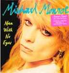 "MONROE, MICHAEL - Man With No Eyes (PINK VINYL) EP 12"" + P/S (EX/EX) (P)"