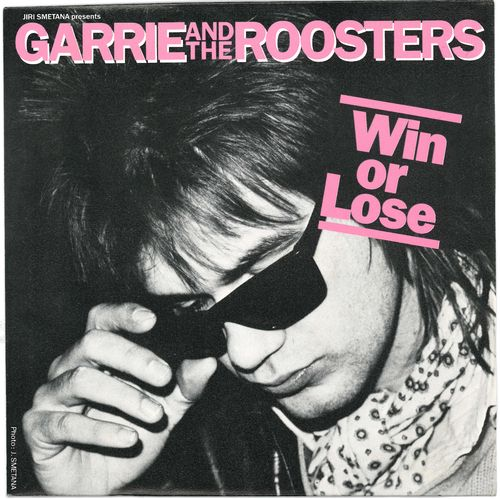 "LITTLE ROOSTERS / GARRIE AND THE ROOSTERS - Win Or Lose 7"" (+ FRENCH P/S) (EX/EX) (M)"