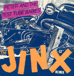 "PETER & THE TEST TUBE BABIES - The Jinx (Remix) - 12"" + P/S (EX/EX) (P)"