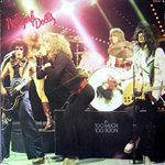 NEW YORK DOLLS - Too Much Too Soon - LP (VG/VG) (P)