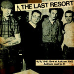 LAST RESORT, THE - Live At Acklam Hall, London 4/3/1981 (PINK VINYL) LP (EXEX) (P)