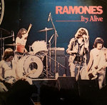 RAMONES, THE - It's Alive - DLP (EX/VG+/VG+) (P)