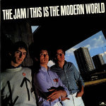 JAM, THE - This Is The Modern World - LP (EX/EX) (P)