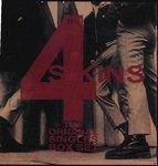 4 SKINS, THE - The Original Singles BOX SET (VG+/EX/EX) (P)