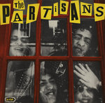 PARTISANS, THE - The Partisans (RED VINYL) - LP (EX/EX) (P)