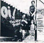 V/A - Oi! The New Breed Vol. 2 LP (EX/EX) (P)