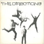 "DIRECTIONS, THE - Three Bands Tonite 7"" + P/S (EX/EX) (M)"