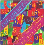 "ADVERTS, THE - Safety In Numbers - 7"" + P/S (EX/EX) (P)"