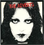"ADVERTS, THE - One Chord Wonders - 7"" + P/S (EX/VG) (P)"