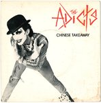"ADICTS, THE - Chinese Takeaway - 7"" + P/S (VG+/EX) (P)"