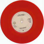 "ANGELIC UPSTARTS - Teenage Warning (RED VINYL) - 7"" (-/EX) (P)"