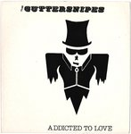 "GUTTERSNIPES, THE - Addicted To Love 7"" + P/S (EX/EX) (P)"