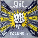 V/A - Oi! Chartbusters Volume 3 LP (EX-/VG-) (P)