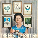 "V/A - The Best Of British EP 7"" + P/S (VG/VG+) (P)"