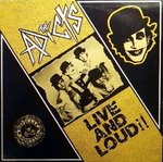 ADICTS, THE - Live And Loud!! LP (EX/EX) (P)
