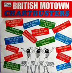 V/A - British Motown Chartbusters LP (VG+/POOR) (M)