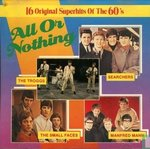 V/A - All Or Nothing : 16 Original Superhits Of The 60's LP (VG/VG-) (M)