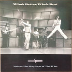 WHO, THE - Who's Better, Who's Best : This Is The Very Best Of The Who LP (EX/VG-) (M)