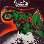ARTHUR KAY and THE ORIGINALS - Sparkes Of Inspiration - LP (EX/EX) (M)