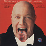 BAD MANNERS - The Height Of ... LP (VG+/VG-) (M)