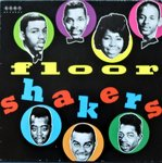 V/A - Floor Shakers LP (EX-/VG+) (M)