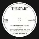 "START, THE - Stop Startin 7"" (MINT BUT BOWED) (M)"