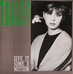 "TRACIE - Give It Some Emotion E.P - 12"" + P/S (EX/EX) (M)"